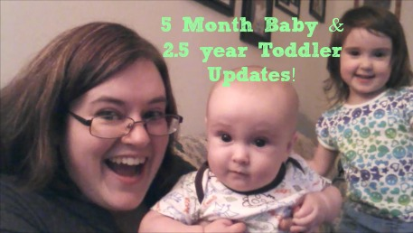 5month baby vlog2
