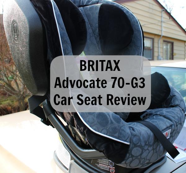 britax advocate review