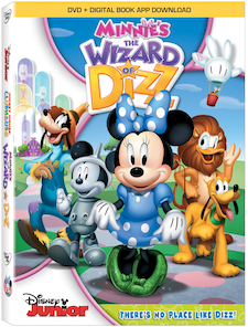 minnie the wizard of dizz