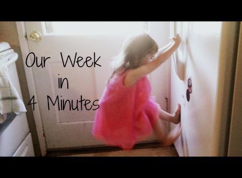 week in 4 minutes