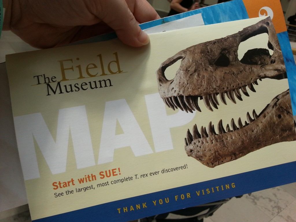 field museum pamphlet