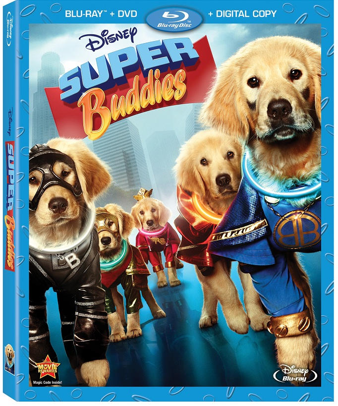 super buddies blu ray box