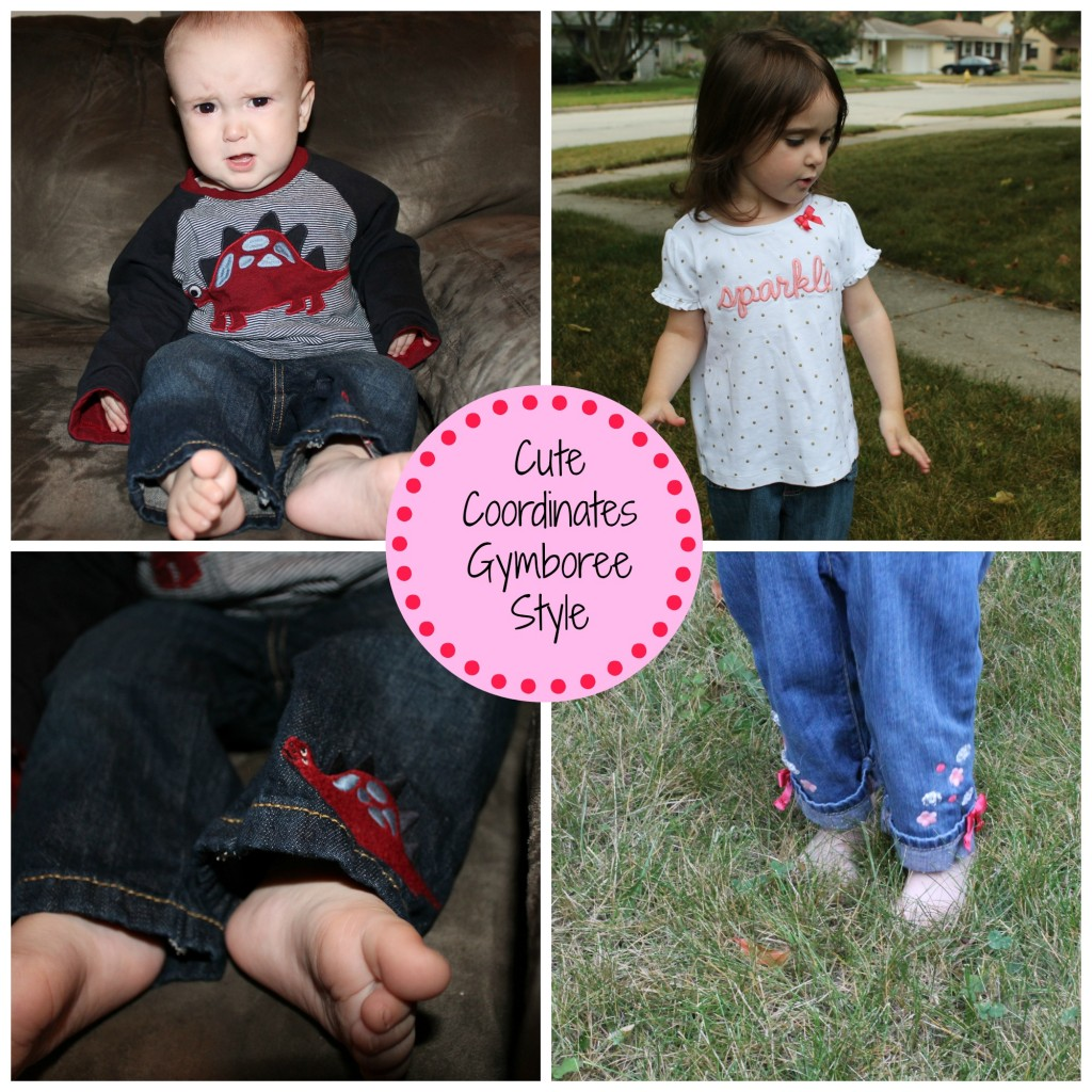 gymboree outfis for boy and girl