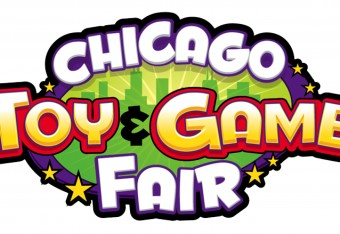 chicago toy & game fair logo