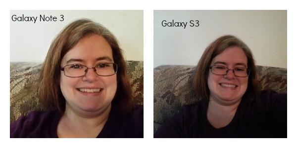 note 3 s3 camera comparison