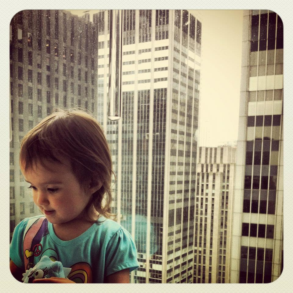 toddler in nyc
