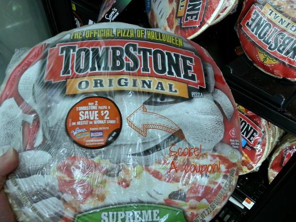 Halloween Tombstone Pizza #shop