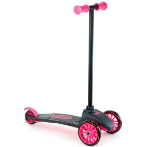 little tikes black and pink scooter