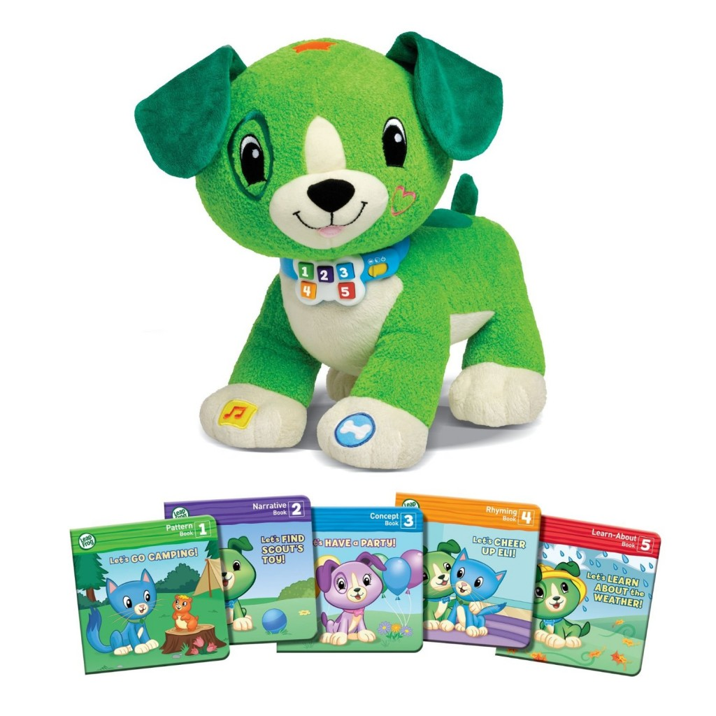 read with me scout toy