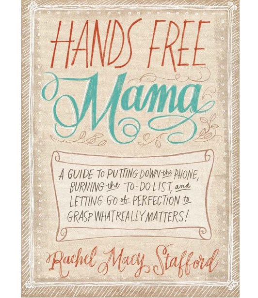 hands free mama cover-dz