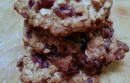 stacked cranberry oatmeal cookies #shop