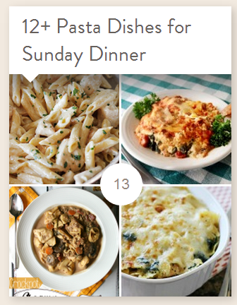 sunday dinner ideas