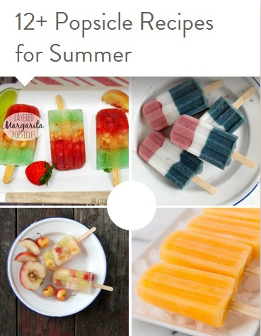 foodie popsicle collection