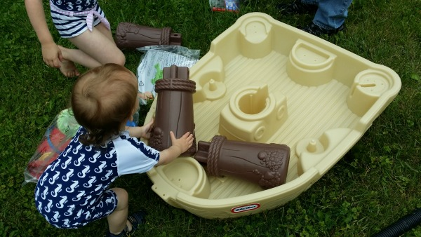 little tikes pirate water table1