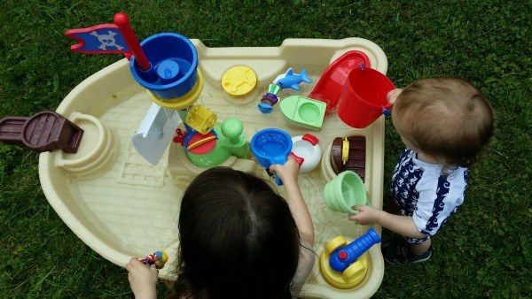 little tikes pirate water table3