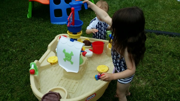 little tikes pirate water table4