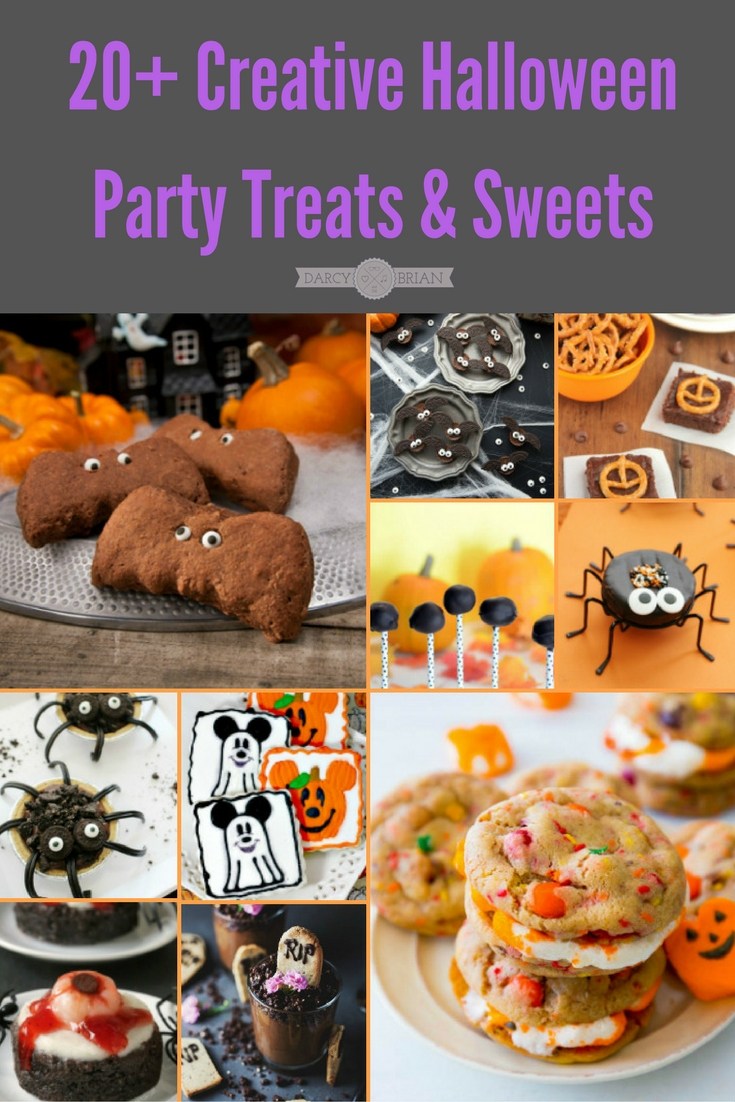 tricks and treats 20 ghoulishly good halloween party food ideas