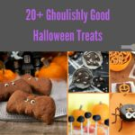 Looking for Halloween party food ideas? You guests will have a frightfully good time with these spooky treats and ghoulishly good eats! Kids and adults alike will enjoy these Halloween recipes. Serve these silly and creepy Halloween foods...if you dare.