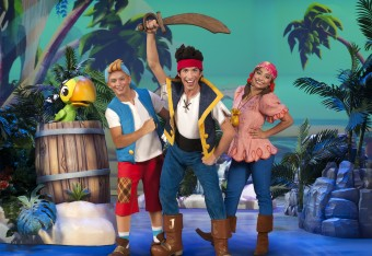 Disney Junior Live Jake and the Never Land Pirates