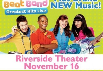 The Fresh Beat Band Live