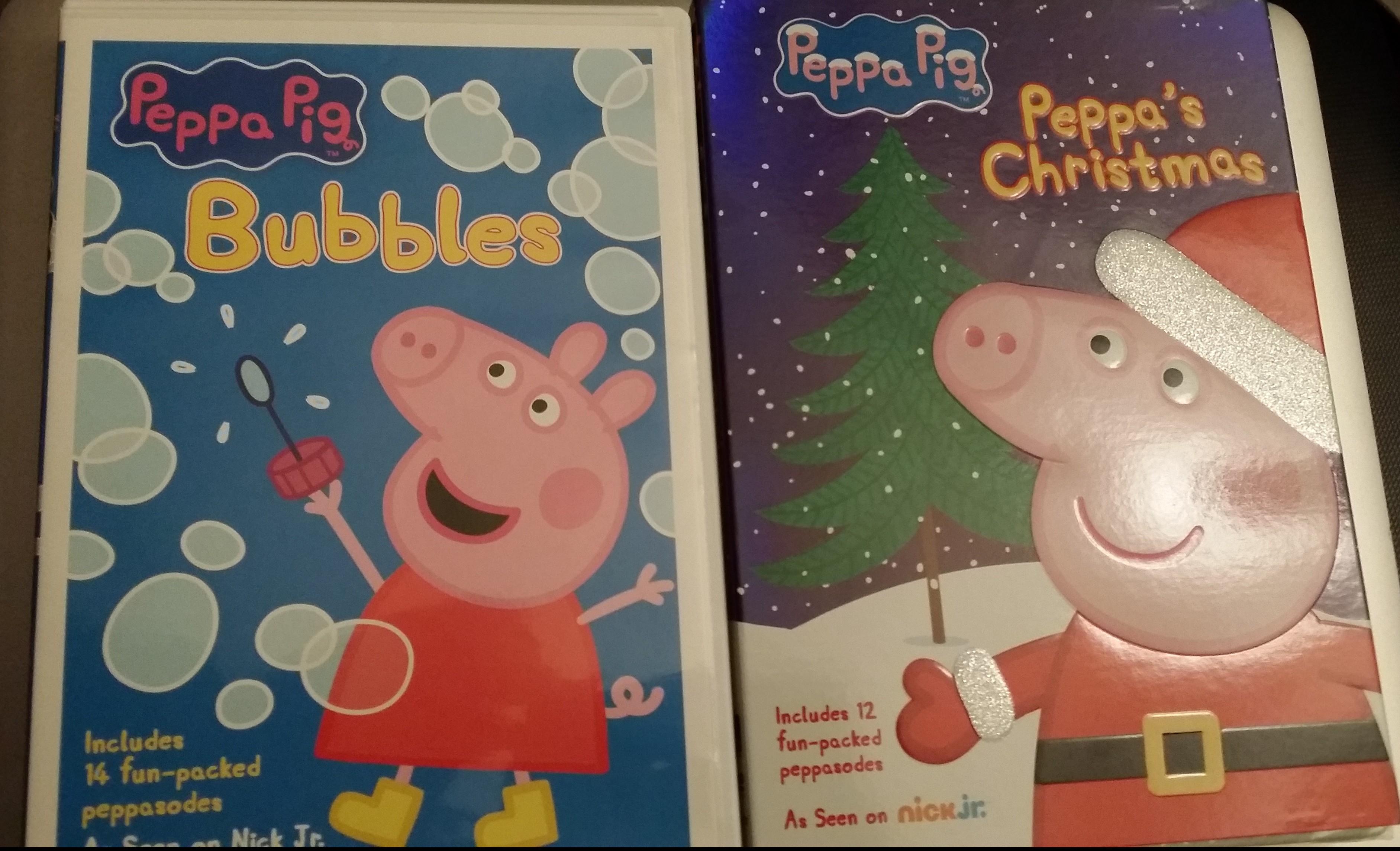 Peppa Pig - Peppas Christmas DVD