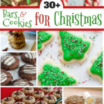 Who can resist holiday desserts? Kick your holiday baking up a notch with these delicious 36 Cookies and Bars Recipes Perfect for Holiday Parties or Christmas Gifts!