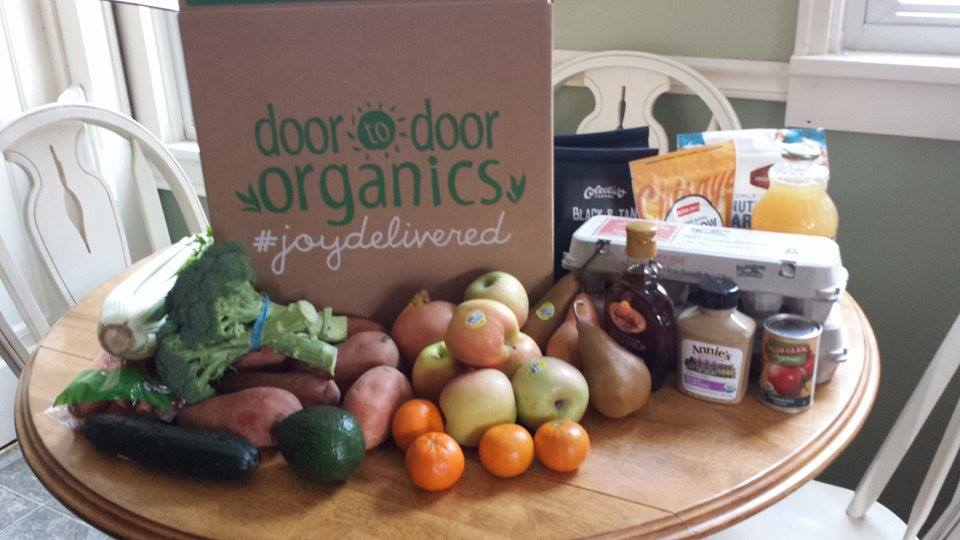 door to door organics fresh local produce