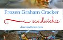 Frozen Honey Maid Graham Cracker Sandwiches