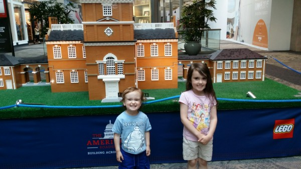 Building Inspiration With The Lego 174 Americana Roadshow