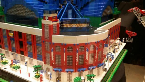 Miller Park LEGO replica