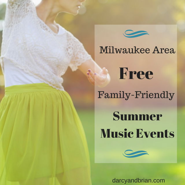 Milwaukee Area summer music events