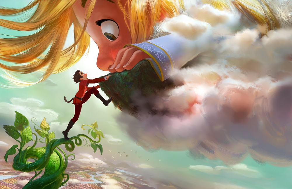 Disney GIGANTIC animated film first look