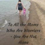 Motherhood is hard, we understand. We also know what it is like to struggle with anxiety while caring for young children. Read these words of encouragement from one mother to another.