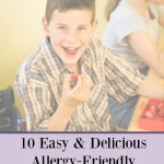 Food allergies can make it difficult and unsafe for kids to enjoy treats at parties. These snacks work well for birthday parties, school events, and play dates. If you want a worry-free snack that everyone can enjoy, here are some fun and delicious allergy friendly snack ideas that kids will love to eat!