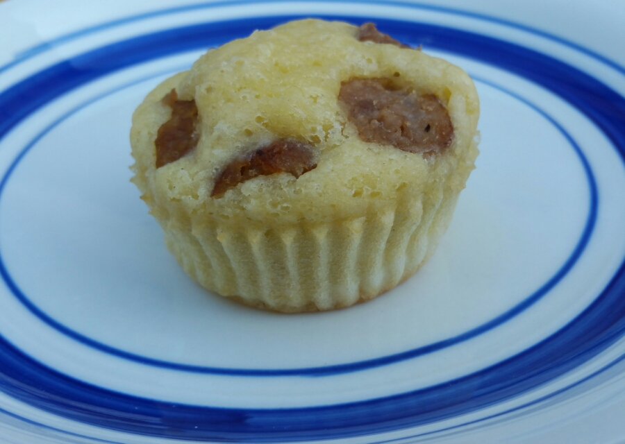 Mornings are busy but it's important to eat a good breakfast. We love quick breakfast ideas like this Sausage Pancake Muffins recipe. It's easy to make ahead too!