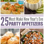 25 Must Make New Year's Eve Party Appetizers - Edited