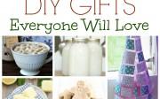 DIY Gift Ideas Everyone Will Love