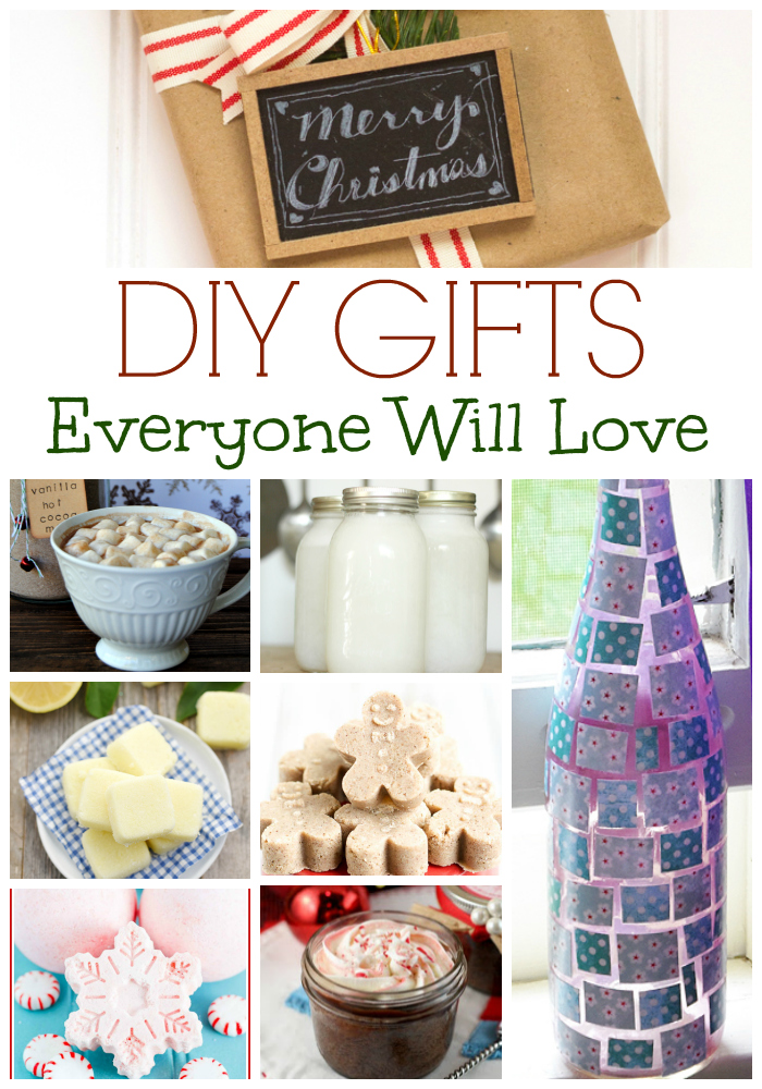 21 easy diy gifts everyone will love