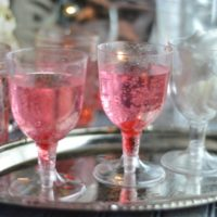Non-Alcoholic Cotton Candy Cocktail Drink Recipe