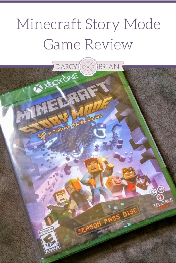 Does your kid love Minecraft too? Our family loves playing this video game. It gives kids a break from building and sends them on a story driven adventure based on the world of Minecraft. This makes a great Christmas present for the gamer on your list and it is available on more than one gaming platform.