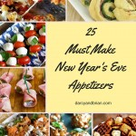 25 New Year's Eve Party Appetizers