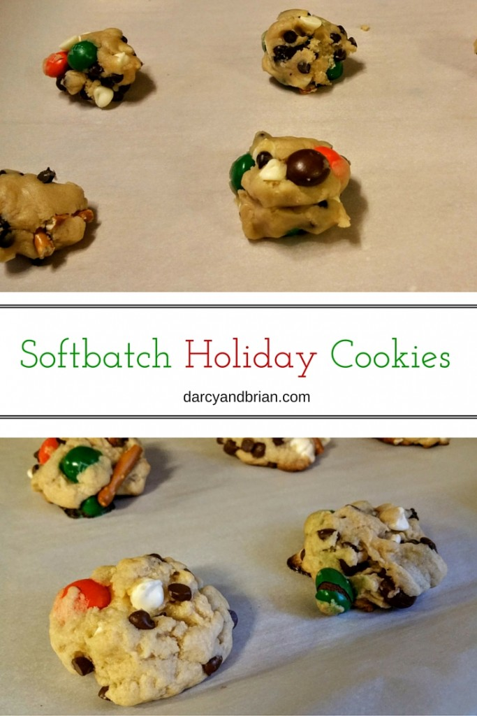Softbatch Holiday Cookies