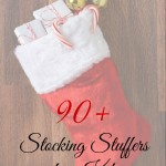 90 Stocking Stuffers for Kids