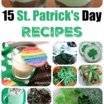 This list of St. Patrick's Day Recipes has some of the best dessert choices around! Great green and rainbow theme recipes everyone will love!