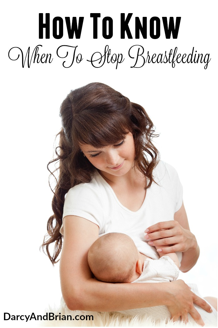 Check out our thoughts on how to know when to stop breastfeeding Whether you are a first time mom or experienced mom these thoughts are impactful.