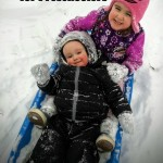Don't miss our favorite 7 Fun Activities For Preschoolers On Snow Days! Great ways to have fun inside and outside no matter what the weather may be!