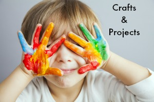 Inspire creativity with kids crafts and family art projects!