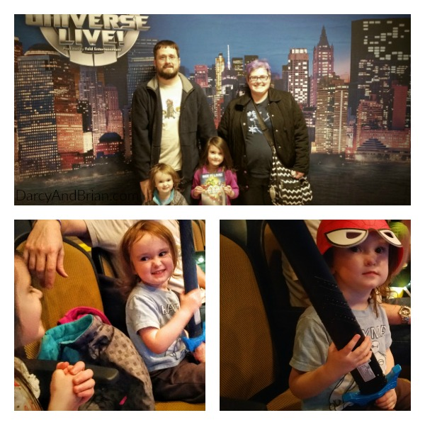Our family attended our local Marvel Universe Live tour. These are our thoughts on the show.