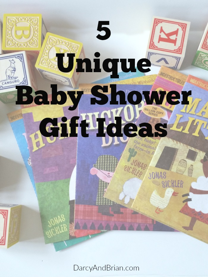 Baby Shower Gift Ideas Practical : Unique baby shower gift ideas