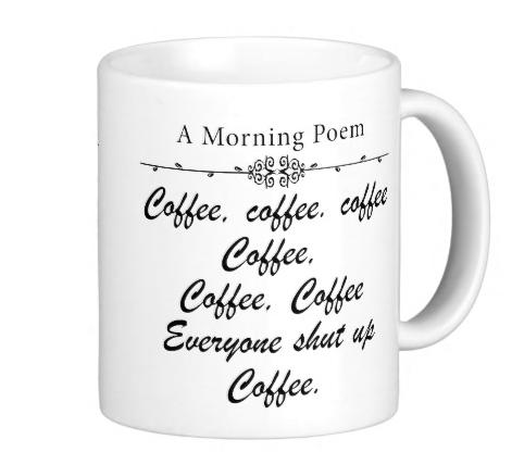 A morning poem